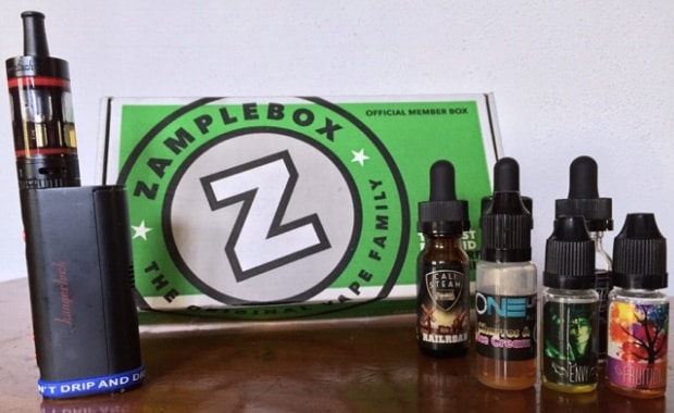 Our First Zample Box Shipment
