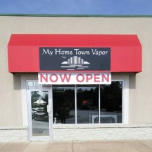 My Home Town Vapor