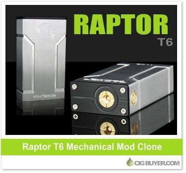 Rapor T6 Box Mod Clone