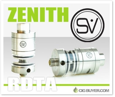 Science of Vaping Zenith RDTA
