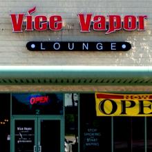 Vice Vapor Lounge