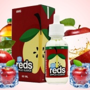 Reds Apple E-Juice by 7 Daze