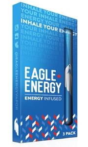 Eagle Energy Vapor Caffeine E-Cigarette