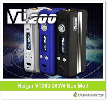 HCigar VT200 Box Mod