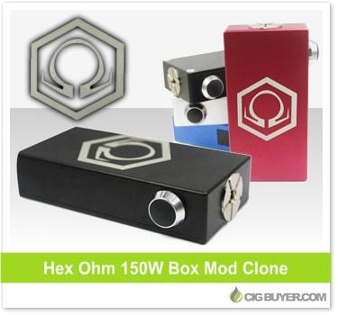Hex Ohm Box Mod Clone
