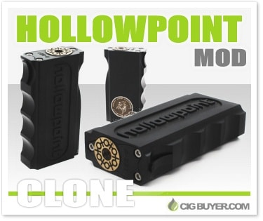 Hollowpoint Box Mod Clone