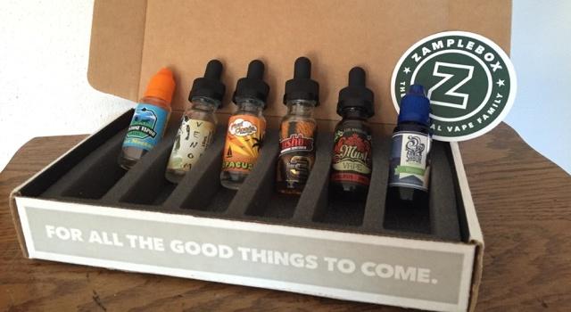 Second Zample Box Shipment