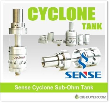 Sense Cyclone Tank