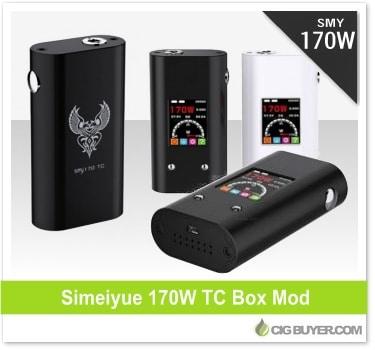 SMY 170W TC Box Mod
