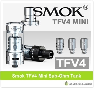 Smok TFV4 Mini Tank