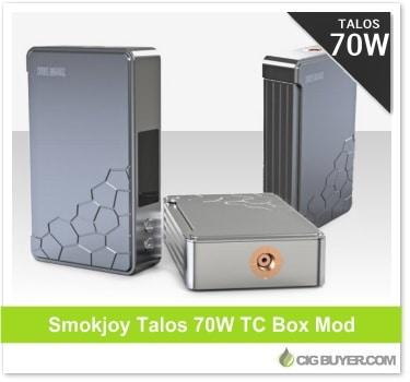 Smokjoy Talos 70W Box Mod