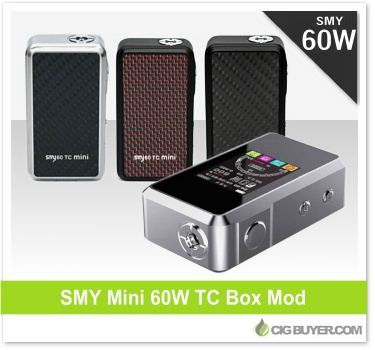 SMY Mini 60 TC Box Mod