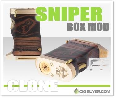Sniper Mechanical Box Mod