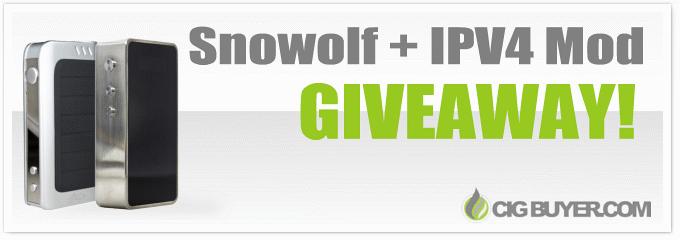 Snowwolf + IPV4 Mod Giveaway