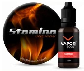 Vapor Boost Stamina E-Liquid