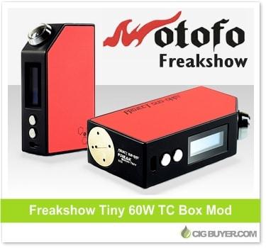 Wotofo Freakshow Tiny 60W Box Mod
