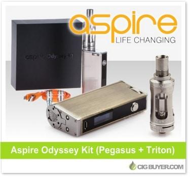Aspire Odyssey (Pegasus Mod) Kit