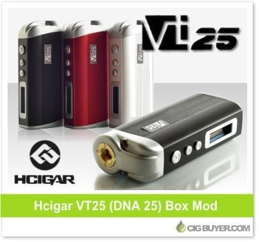 Hcigar VT25 Box Mod