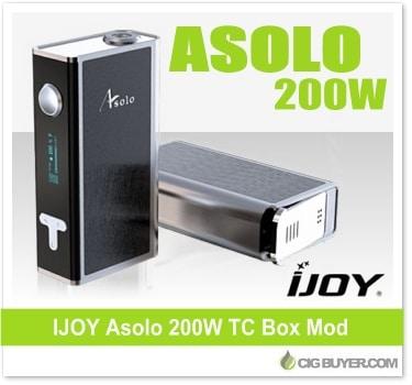 IJOY Asolo 200W Box Mod