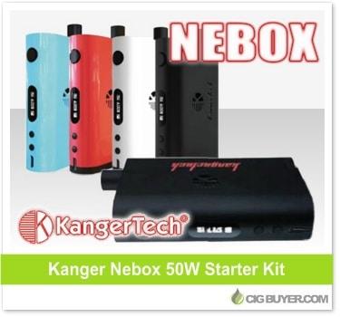 Kanger Nebox Mod Starter Kit