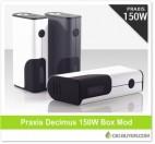 Praxis Decimus 150W TC Mod – ONLY $39.99!