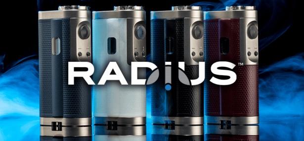 Provari Radius Box Mod Released