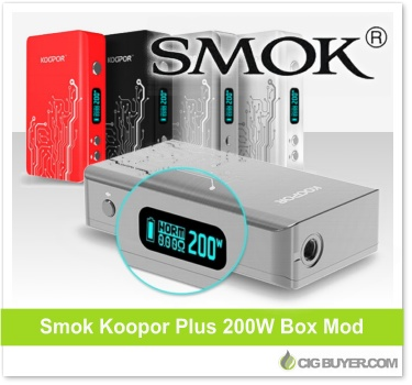 Smok Koopor Plus 200W Box Mod