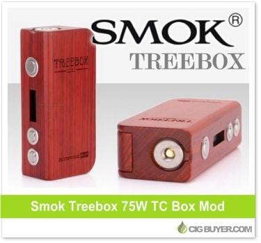 Smok Treebox 75W TC Mod