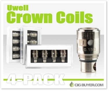 Uwell Crown Tank Replacement Coils