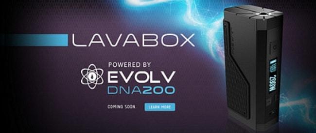 Volcano Lavabox DNA200 Box Mod