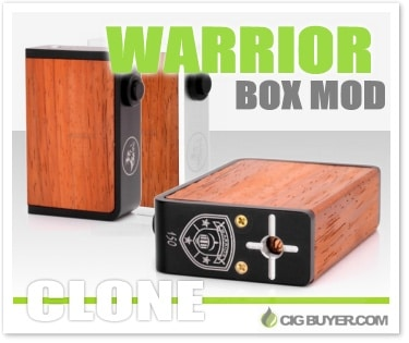 warrior-mechanical-box-mod-clone