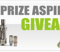 Aspire 3 Prize Giveaway (Proteus, Odyssey & Triton)