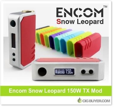 Encom Snow Leopard 150W TX Mod