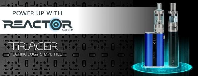 Halo Tracer & Reactor Sub-Ohm Mods