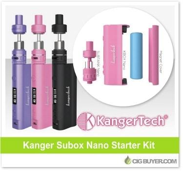 Kanger Subox Nano Kit Deal