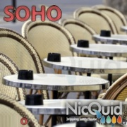 Nicquid Soho Tobacco E-Liquid