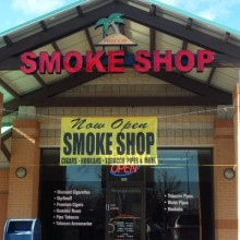 Paradise Island Smoke Shop