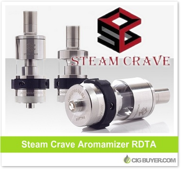 Steam Crave Aromamizer RDTA Tank