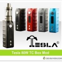 Low Price Tesla 80W TC Mod – $32.39