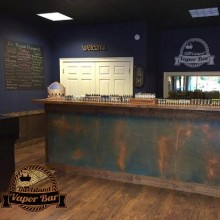The Island Vapor Bar
