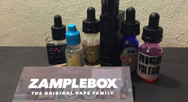 Third Zample Box Shipment