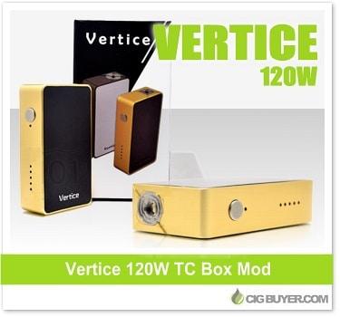 Vertice 120W Box Mod