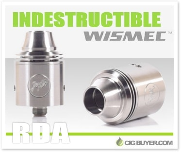Wismec Indestructible RDA by JayBo