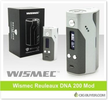 Wismec Reuleaux DNA 200W Mod