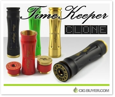Timekeeper Mechanical Mod Clone