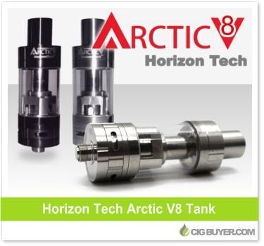 Horizon Arctic V8 Tank