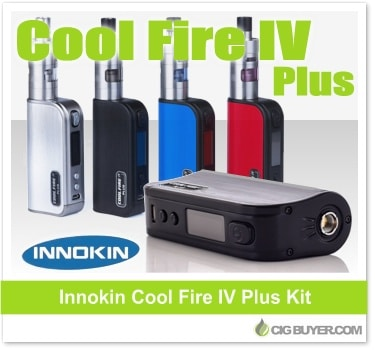 Innokin Cool Fire IV Plus Kit