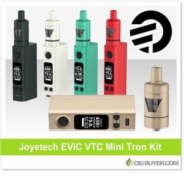 Joyetech EVIC VTC Mini 75W Tron Kit