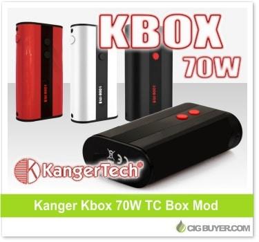 Kanger Kbox 70W Mod