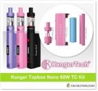 Kanger Topbox Nano 60W TC Kit – $42.99